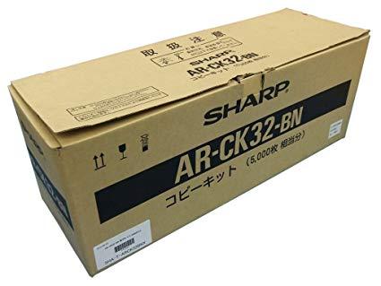 【送料無料】 シャープ AR-CK32-BN 純正トナー   SHARP トナー 純正 カートリッジ 新品 キャッシュレス 還元
