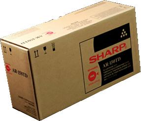 【送料無料】 シャープ AR151 純正トナー (カートリッジタイプ) | SHARP トナー 純正 カートリッジ 新品 年賀状 印刷 2019 写真