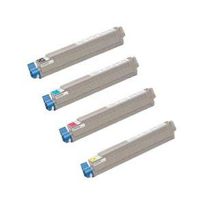 【送料無料】 OKI(沖データ) TNR-C3H CMYK(4色)1(小) リサイクルトナー 4色セット【小容量】 | オキ oki オキデータ okidetaリサイクル トナー recycle toner カートリッジ セット SET 年賀状 ML910PS ML910PS-D MLPro930PS-S MLPro930PS-X