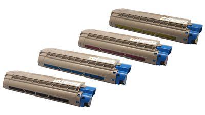 ★送料無料OKI(沖データ) TNR-C4F CMYK(4色)2(大) リサイクルトナー ■4色セット【大容量】