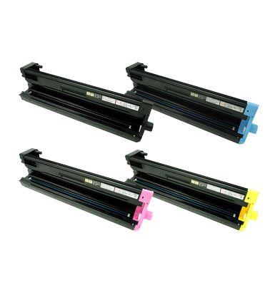 ★送料無料エプソン LPC3K10 感光体ユニット リサイクル ■4色セット※リターン