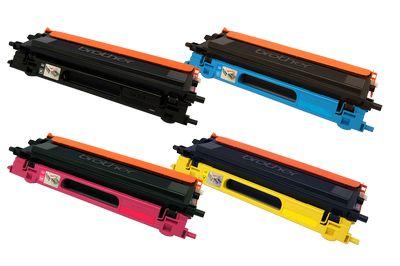 ★送料無料ブラザー TN-195B リサイクルトナー ■4色セット【大容量】