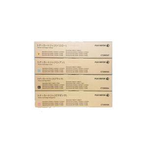 【送料無料】 富士ゼロックス CT200564~7 純正トナー 4色セット | フジ zero ZEROX トナー 純正 カートリッジ セット SET 新品 年賀状