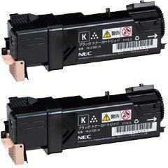 【送料無料】 NEC PR-L5700C-24 純正トナー ブラック 2本セット | NEC トナー 純正 カートリッジ セット SET 新品 黒
