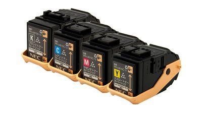 【送料無料】 NEC PR-L9010C-11~14 リサイクルトナー 4色セット | NEC リサイクル トナー recycle toner カートリッジ セット SET 年賀状