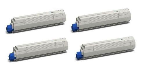 【送料無料】 OKI(沖データ) TNR-C3P CMYK(4色)2(大) リサイクルトナー 4色セット【大容量】 | オキ oki オキデータ okidetaリサイクル トナー recycle toner カートリッジ セット SET 年賀状 MC862dn 862dn-T