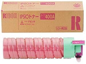 リコー (RICOH) ipsio トナータイプ400A 純正トナー■マゼンダ【小容量】