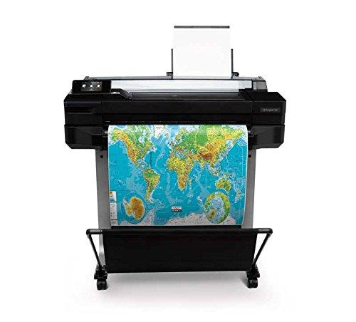 【プロッター】HP Designjet T520 24inch ePrinter インクジェットプリンター CQ890A 【期間限定ポイント2倍キャンペーン中】| 2019 印刷 大型 設計 図面 デザインジェット 軽量 最小 小型 カラー インク 鮮やか カラフル スピード印刷 スペース活用 大判プリンター