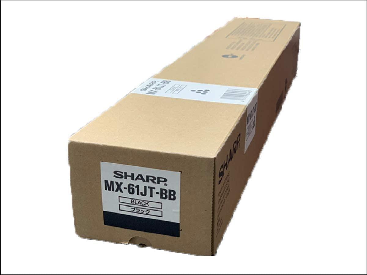 【送料無料】シャープ MX-61JT-B 純正トナー 4色セット 【小容量】 | SHARP トナー 純正 カートリッジ 新品 キャッシュレス 還元