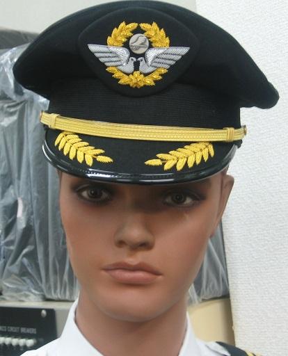 JALキャプテン制帽(機長) 56~60センチ 全5サイズ