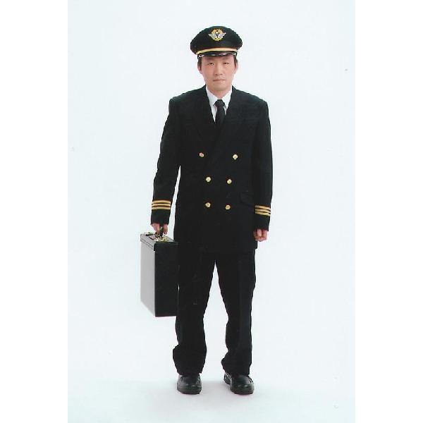 JALパイロットスーツ(ブラック)