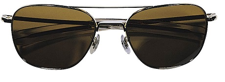 Randolph Aviator Sunglasses (52mm - Gray)