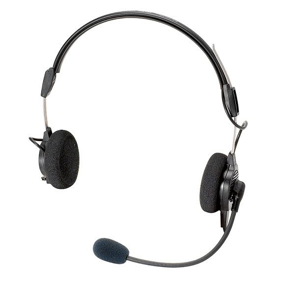 Telex Airman 750 Headset 64300-200 Great for Pro Pilots GA//Dual Plugs