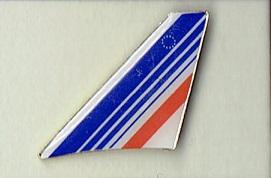 日本製尾翼ピン エールフランス国営航空