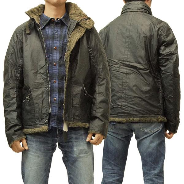 マークストア ジャケット mark store 顔料+樹脂コーティング メンズ ライダースJKTタイプ 8004-97610 #3(05)黒 新品