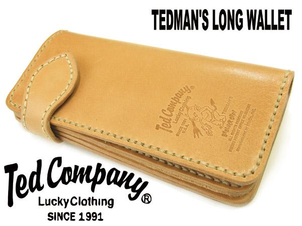 特德人员长钱包tedman F商行皮革长钱包tdw-300浅驼色新货