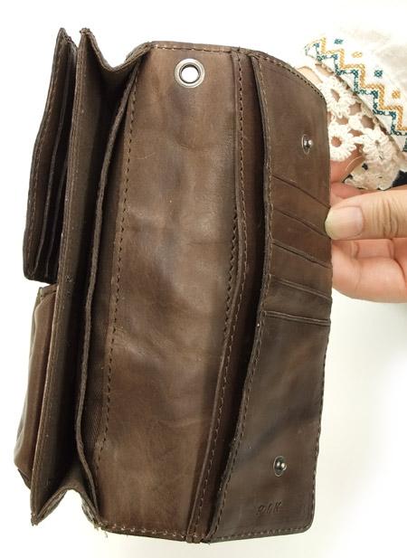 674ad20fad05d Pine-Avenue Clothes shop  Washable leather long bunch wallet wallet ...
