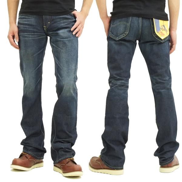 2900710b 102 Lee bootcut denim pants アメリカンライ dozen Lee Zipper fly men's jeans  LM5102-526
