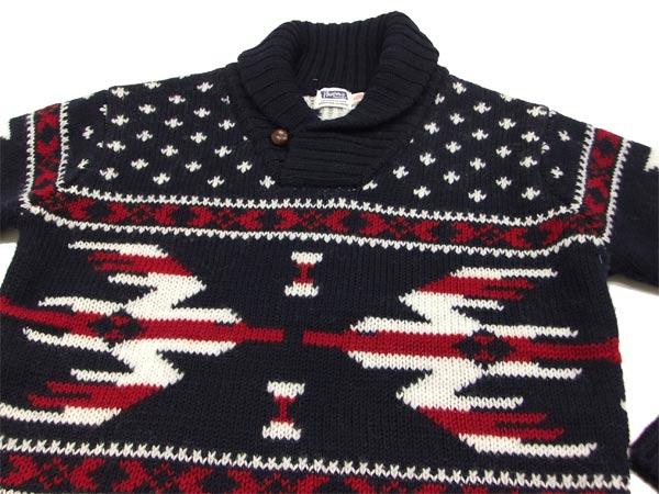 a24383564 Brand  FellowsPHERROW   S PHERROWS  Product name  Fellows  PHERROW S  (PHERROWS) native handle Jaguar donit sweater (14W-PS3) Men s pullover knit   Part No.