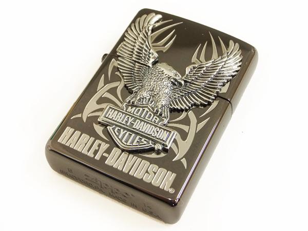 ハーレーダビッドソン ジッポーライター HDP-05 ZIPPO HARLEY-DAVIDSON ビッグメタル 新品