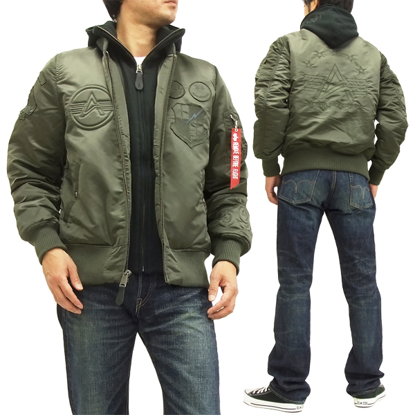 Pine-Avenue Clothes shop | Rakuten Global Market: Alpha Ma-1 ...