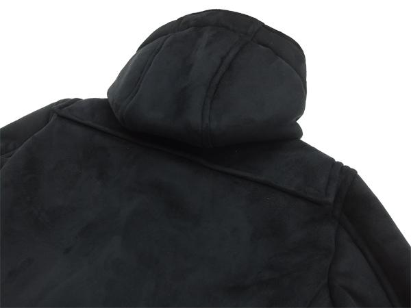 Brand: McGREGORMcGREGOR McGREGOR; Product name: Trapper men's McGREGOR Duffle  coat; Part No. 111125804; Color: 49. NAVY Navy Navy; Material: Face: 100%  ...