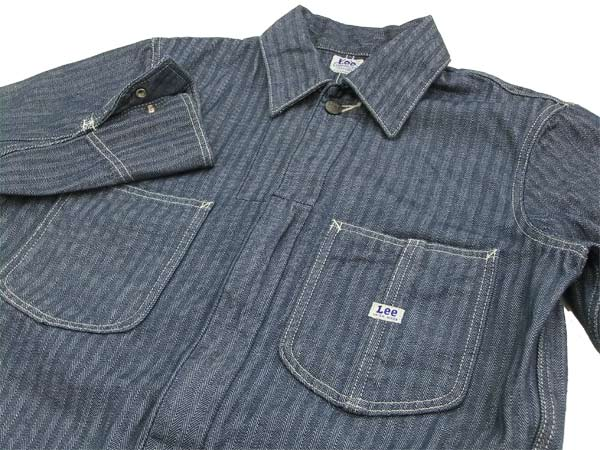 Lee Long Sleeve Coverall LS1180-142 herringbone Union all men's brand-new from Japan