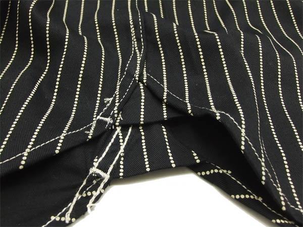 Bunson 沃巴什条纹工作衬衫 FXV 613 费利克斯猫费利克斯男式短袖衬衫品牌新