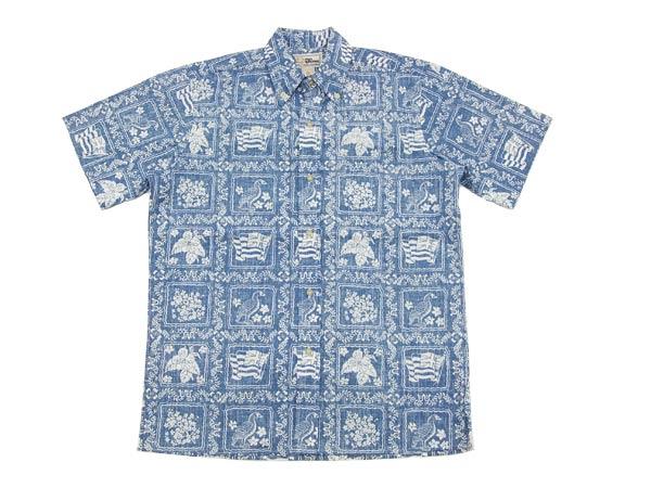 9d27d02f Reyn Spooner Hawaiian shirts Lahaina Sailor Classic 4001251806 Men's Short  Sleeve Shirt