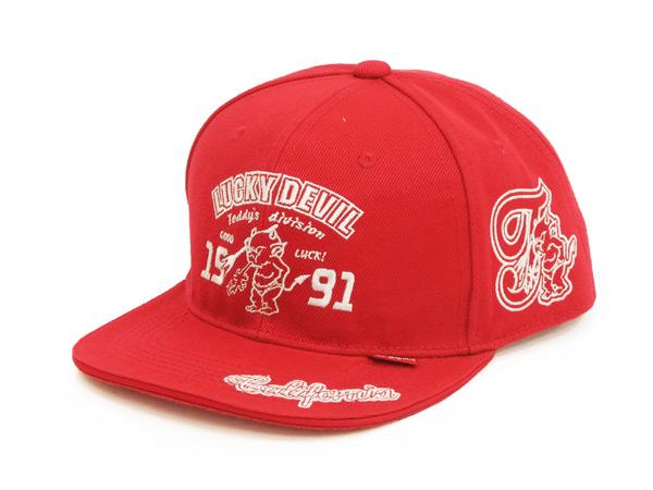 76ef3c16abf Pine-Avenue Clothes shop  TEDMAN Snapback Cap TDC-6100 Men s flat ...
