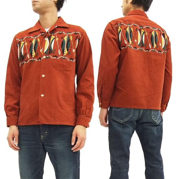スタイルアイズ コーデュロイスポーツシャツ SE27428 東洋エンタープライズ メンズ 長袖シャツ #138ブラウン 新品