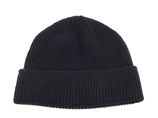 be5950462 TOYS McCOY Men's Watch Cap Red Cross Military Wool Knit Winter Hat TMA1633  Navy Blue