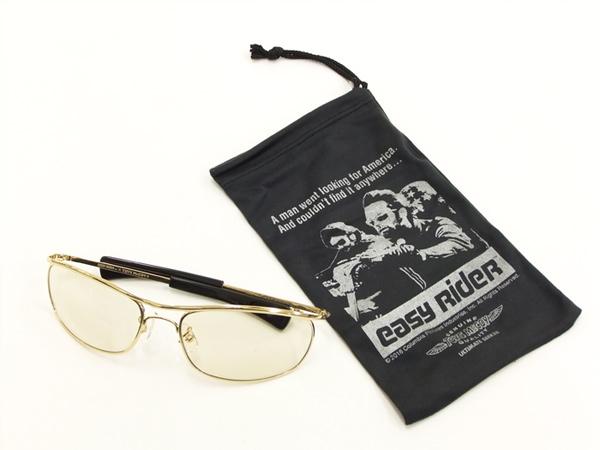 TOYS McCOY Sunglasses Easy Rider Edition Worn By Peter Fonda TMA1616