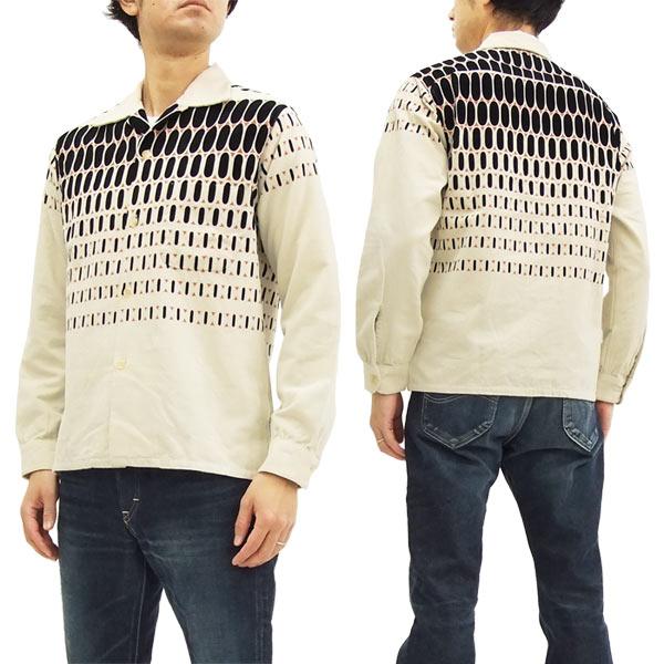 スタイルアイズ コーデュロイスポーツシャツ SE27724 東洋エンタープライズ メンズ 長袖シャツ #105オフ白 新品