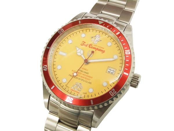 テッドマン 腕時計 LOT:Ref No.3900 TEDMAN エフ商会 メンズ ウォッチ ref-no3900 新品