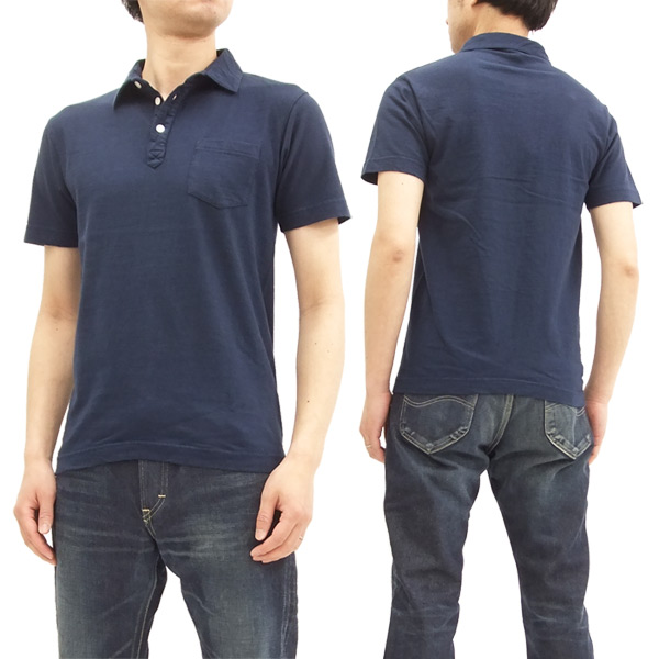 9b6db751e Barns Outfitters Men s Slim fit Loopwheeled Solid Polo Shirt Short Sleeves  with Pocket BR-1006
