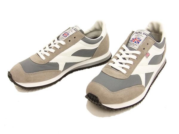WALSH ウォルシュ メンズ スニーカー TORNADE シューズ 靴 IM-00106 TOR01395 グレー 新品