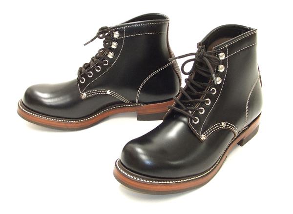 トイズマッコイ TMA1315-1123 ワークブーツ サーヴェイヤー TOYS McCOY メンズ ブーツ ブラック 新品