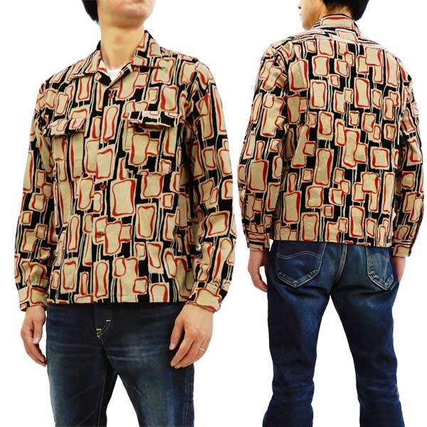 スタイルアイズ SE27993 コーデュロイスポーツシャツ 東洋エンタープライズ メンズ 長袖シャツ ブラック 新品