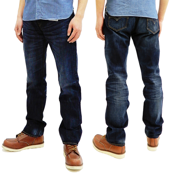 3fa3b03d Levi's Men's 501 Original Fit Jeans with Button Fly 12.5 Oz Denim 005011485