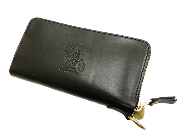 テッドマン TDW-250 ラウンドジップウォレット TEDMAN 栃木レザー メンズ 財布 ブラック 新品