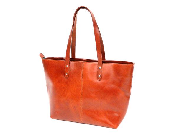 メンズ レザートートバッグ ソルト・アンド・シュガー 牛革製 トートバッグ 鞄 PI-3243 キャメル 新品