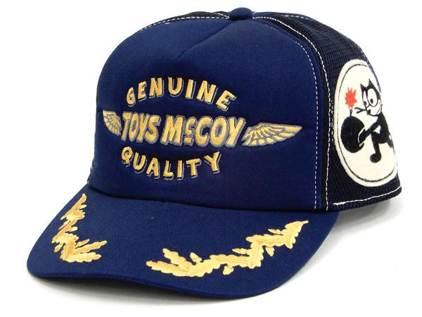 トイズマッコイ TMA1914 メッシュキャップ TOYS McCOY Felix the Cat フィリックス メンズ 帽子 新品