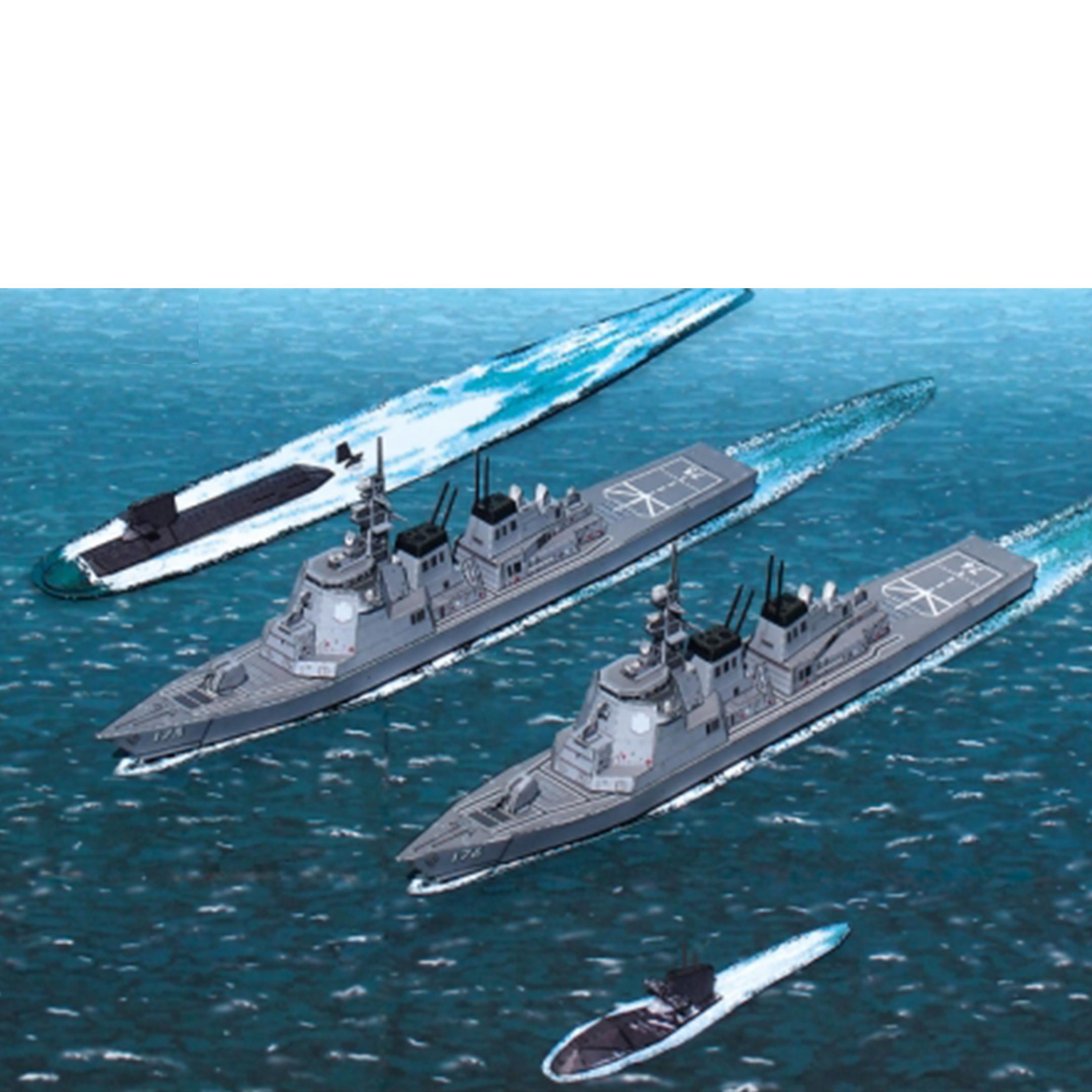 人気急上昇 海上自衛隊の艦隊防空の要であるイージス護衛艦こんごう型を1 900スケールでペーパークラフトキットにしました 推奨 夏休みの自由研究や父の日の工作キットギフトにも最適です 送料無料 ファセット ペーパークラフト 海上自衛隊 艦隊防空 イージス護衛艦こんごう型 パイングローバル A4サイズ 日本製 代引き未対応 900 1 PineGlobal メール便発送