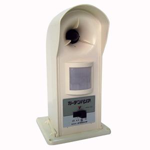 ガーデンバリアGDX【送料無料・保証付】 【ガーデンバリア GDX】 猫よけ対策!超音波センサー