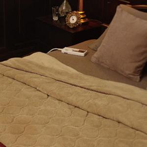 【即出荷】電気掛け毛布 電気掛敷毛布 電気掛敷き毛布【送料無料】【広電 電気かけしき毛布 LWS-F801SB】