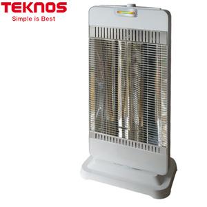 \ページ限定・カードケース付/ 【送料無料・代引料無料・保証付】 【TEKNOS テクノス パワーモニター付きシーズヒーター TSH-9100 首振り機能付き】 首振りヒーター 首振りストーブ 遠赤外線ヒーター