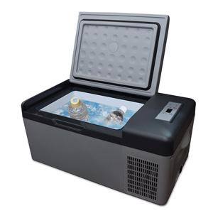 【送料無料】車載冷凍冷蔵庫 LCH-25 AC/DC 電源両用 [12V用 24V用 冷蔵庫 冷凍庫 トラック用 キャンピングカー用 自家用車用]