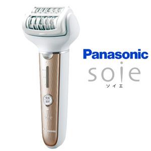 【送料無料】 Panasonic パナソニック 脱毛器 soie ソイエ ES-EL4A-N [ポーチ付]