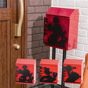 シルエットポスト】 【セトクラフト 南京錠付き \ページ限定・カードケース付/ Disney 【送料無料】 ディズニー